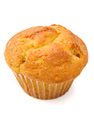 Plain Cake or Muffin (no icing)